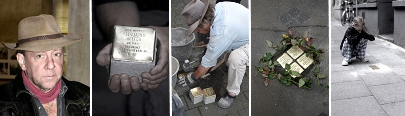 Stolpersteine Gelsenkirchen - Fotos: Copyright Karin Richert