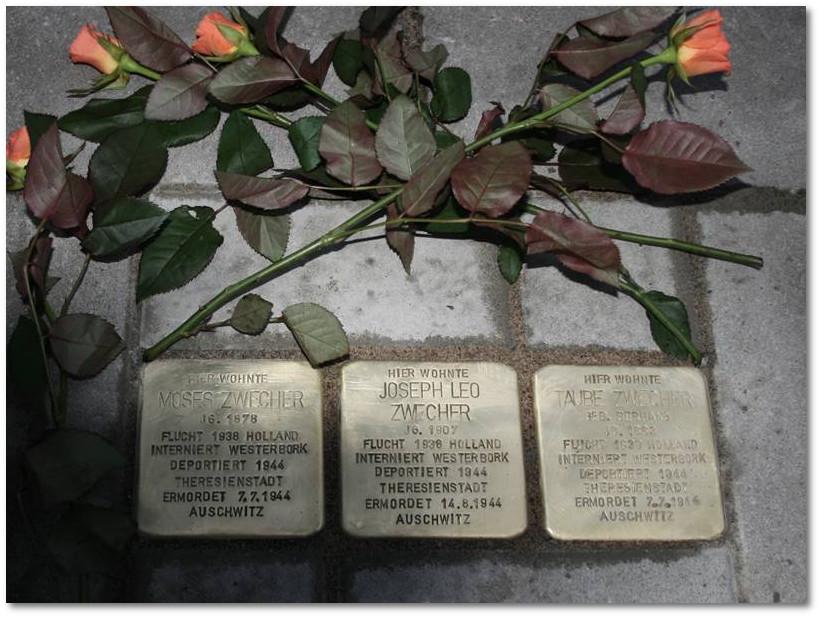 verfolgung der juden in holland
