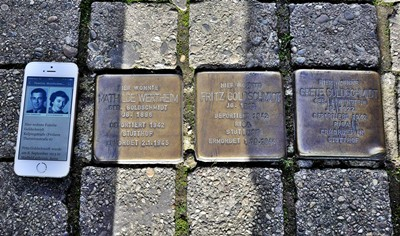 Stolpersteine Guide: Gelsenkirchen, Kolpingstr.